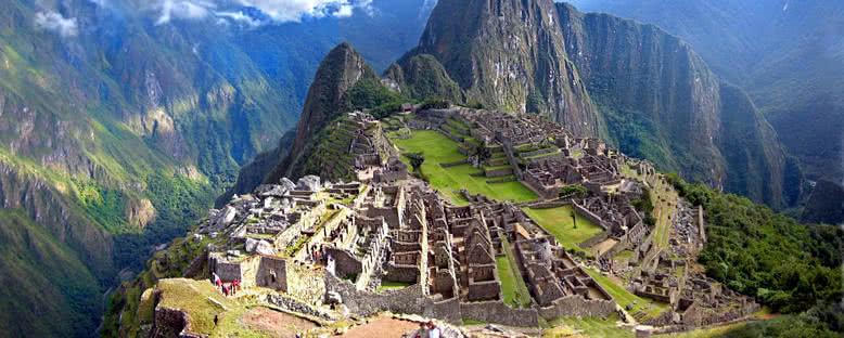 Machu Picchu - Kutsal Vadi