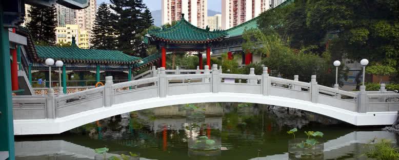 Kowloon Su Bahçeleri - Hong Kong