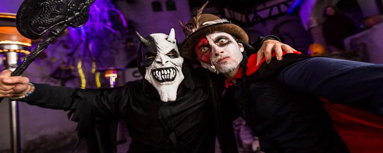 Cadılar Bayramı Kostümleri - Transilvanya