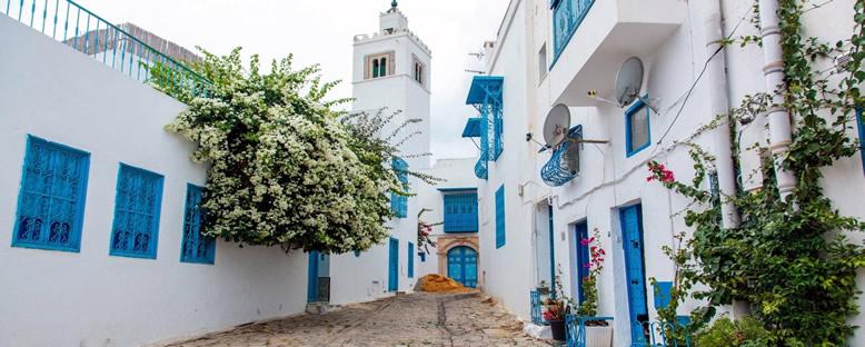 Cami ve Sokaklar - Hammamet