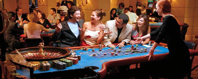 Casino - The Arkın Colony Hotel