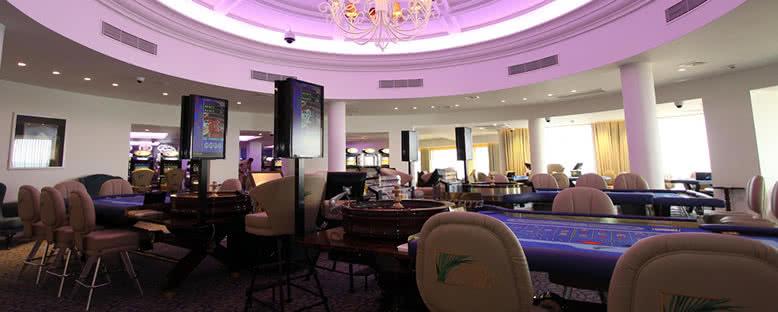 Casino - Arkın Palm Beach Hotel