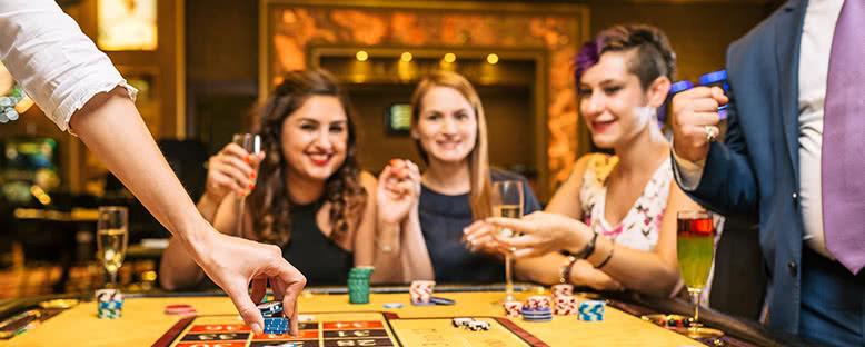 Casino - Grand Pasha Hotel