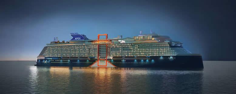 Celebrity Apex Cruise Gemisi