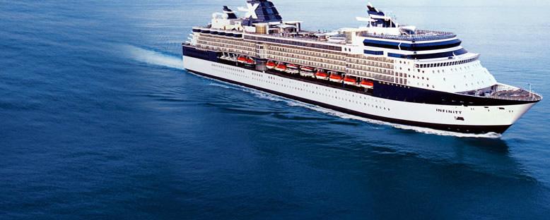 Celebrity Infinity Cruise Gemisi