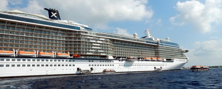 Celebrity Solstice Cruise Gemisi