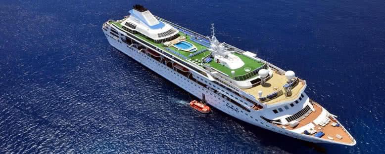 Celestal Cruise Gemi Turu