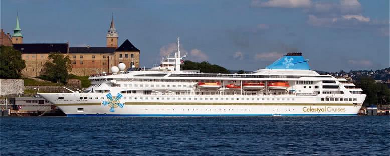 Celestyal Cruise Gemisi ile Vizesiz Yunan Adaları