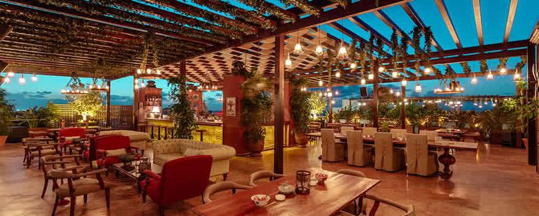 Cielo Lounge Bar - Grand Pasha Hotel