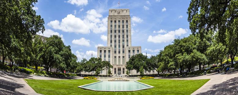 City Hall - Houston