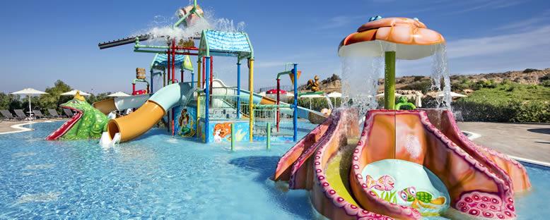 Çocuk Havuz Oyun Alanları - Elexus Hotel