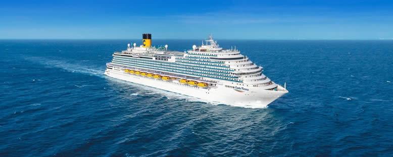 Costa Firenze Cruise Gemisi
