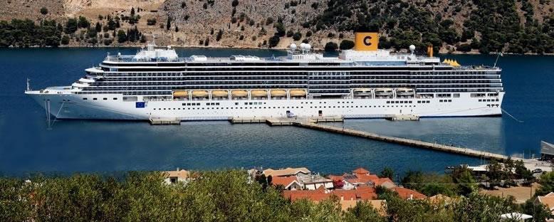 Costa Luminosa Cruise Gemi Turu