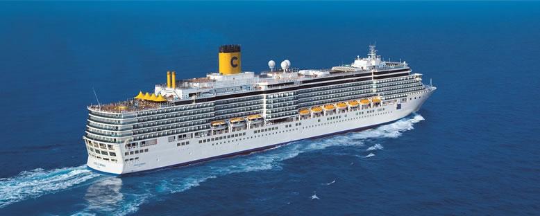 Costa Luminosa Cruise Gemisi