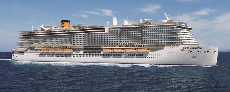 Costa Smeralda ile Batı Akdeniz Gemi Turu