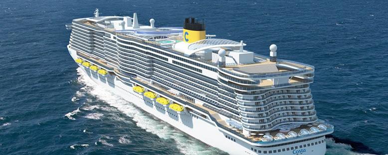 Costa Smeralda Cruise Gemisi