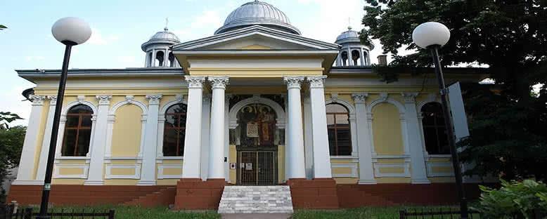 Cyril ve Methodius Kilisesi - Plovdiv