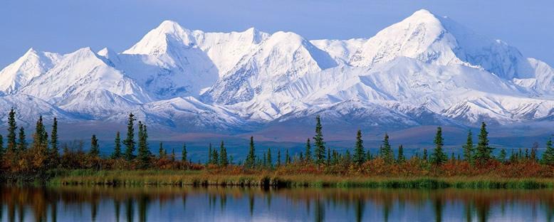 Dağ Manzarası - Anchorage