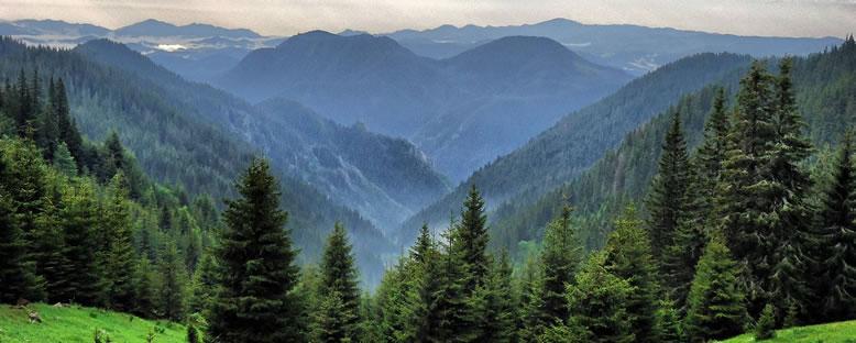 Dağ Manzarası - Rodoplar