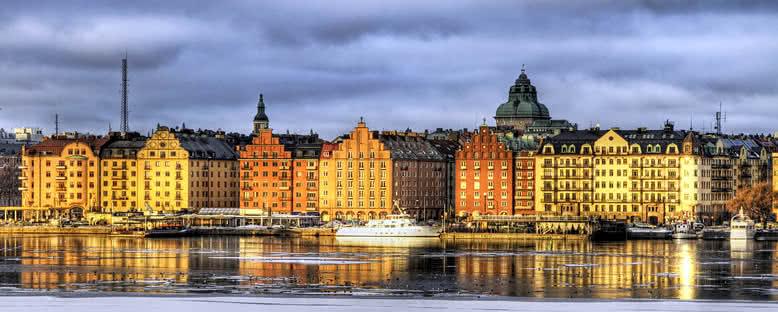 Kungsholmen Kıyıları - Stockholm