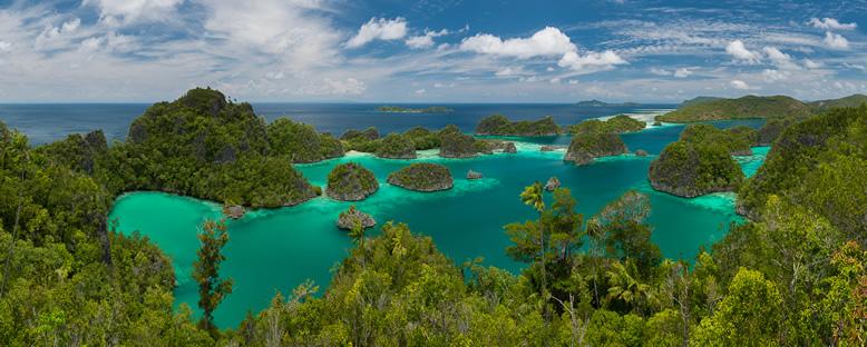 Doğa Manzarası - Batı Papua