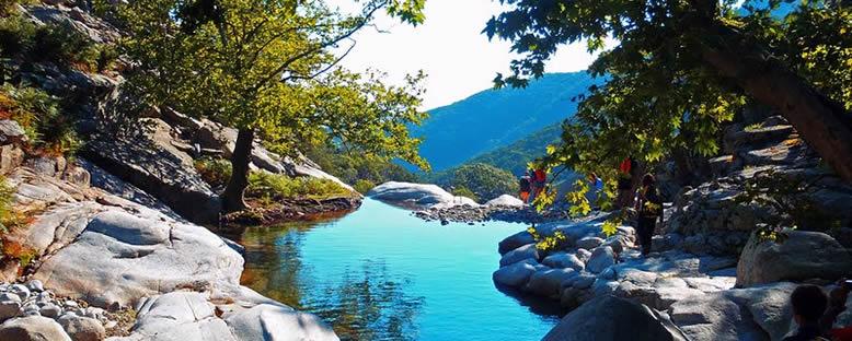 Doğa Manzarası - Semadirek