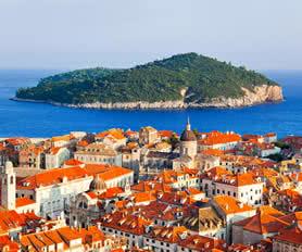 Dubrovnik hırvatistan