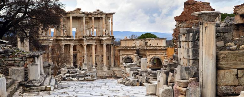 Efes Celsus Kütüphanesi - İzmir
