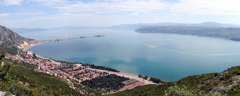 Eğirdir Gölü - Isparta