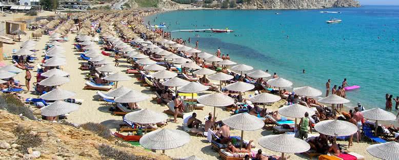 Elia Plajı - Mykonos