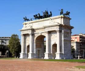 Milano italya