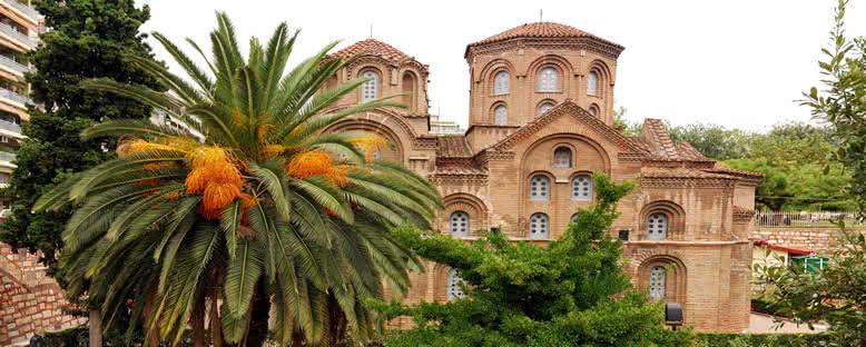 Panagia Chalkeon Kilisesi - Selanik