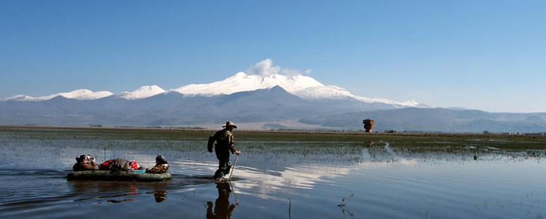 Erciyes Dağı Yaz Manzarası - Kayseri