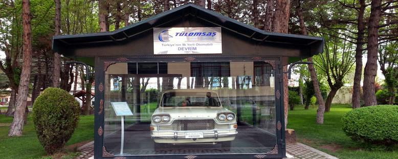 Devrim Otomobili - Eskişehir