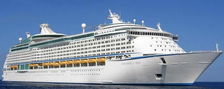 Explorer of the Seas Cruise Gemisi