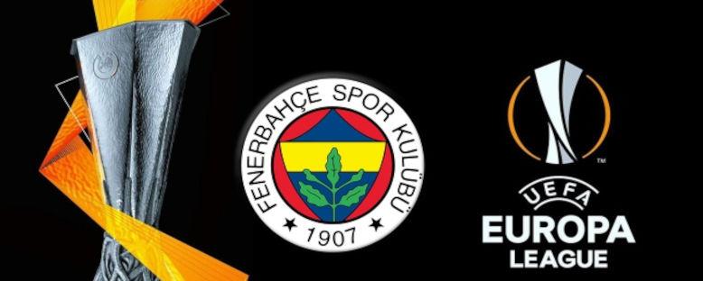 Fenerbahçe UEFA Avrupa Ligi'nde