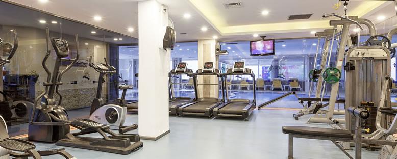 Fitness Salonu - Salamis Bay Conti Hotel