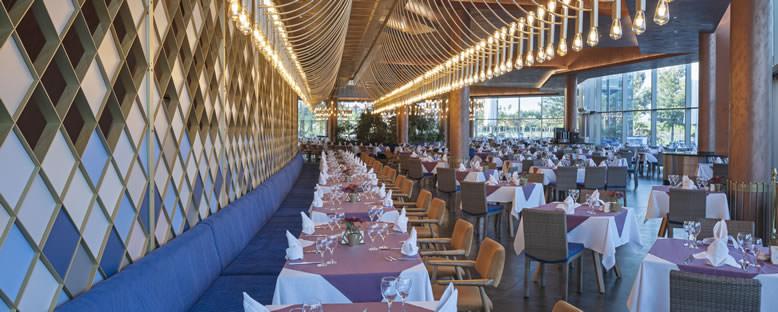 Flora Restaurant - Nuh'un Gemisi Hotel