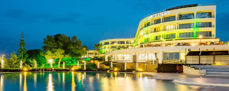 Gece Manzarası - Malpas Hotel
