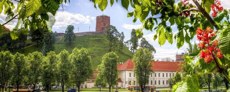 Gediminas Kulesi - Vilnius