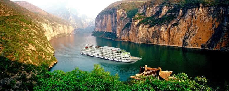 Gemi Gezisi - Yangtze