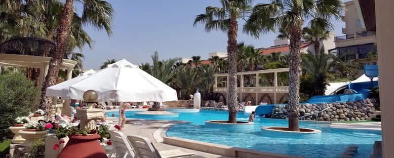 Genel Alanlar - Oscar Resort Hotel