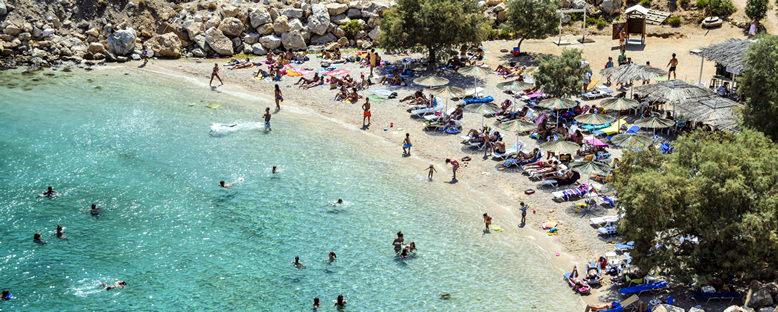 Glaroi Plajı - Sakız