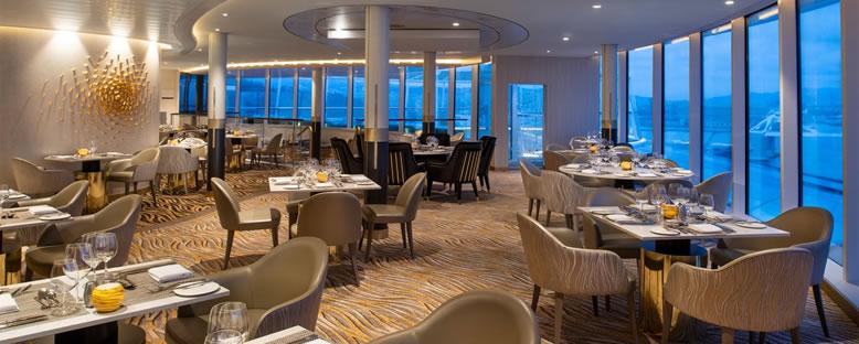 Golden Dining - Spectrum of the Seas