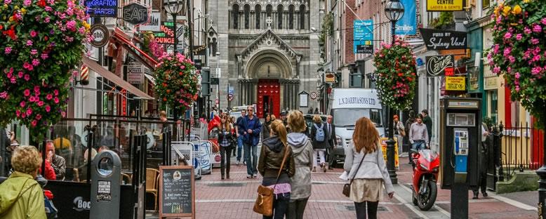 Grafton Caddesi - Dublin
