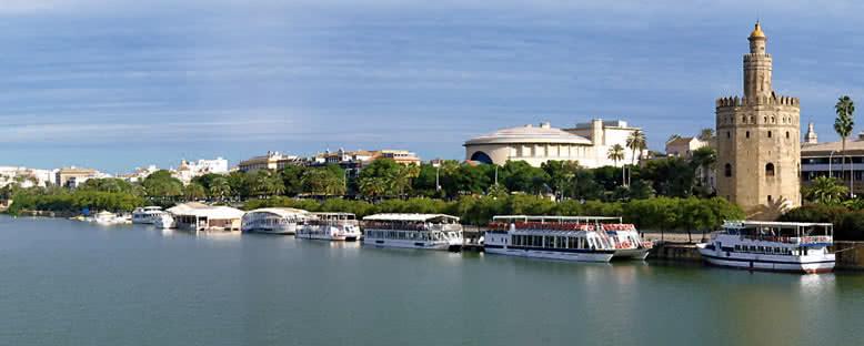 Guadalquivir Nehri Kıyıları