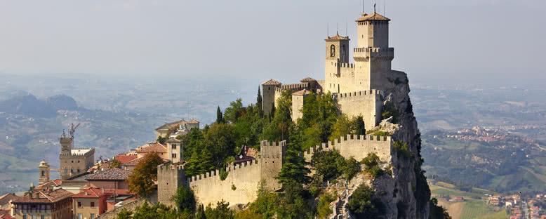 Guaita Kalesi - San Marino