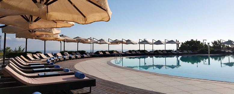 Güneşlenme Alanı - Malpas Hotel