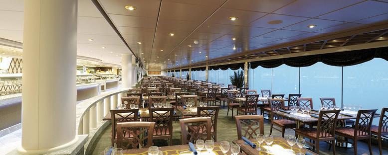 Güverte Restoran - MSC Poesia