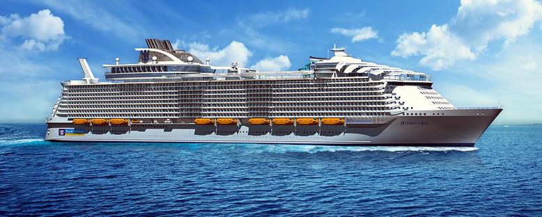 Harmony of the Seas Cruise Gemisi
